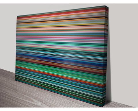 Stripes By Gerhard Richter Wall Art Modern Art Dunn Furniture - Online Office Furniture for Brisbane Sydney Melbourne Canberra Adelaide