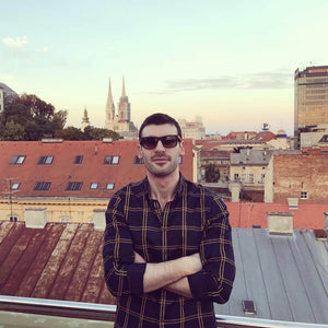 Croatian Diaspora Spotlight Series - Nik Kraljevic