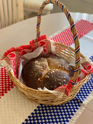 How to Make Pinca (Sirnica) Croatian Sweet Easter Bread
