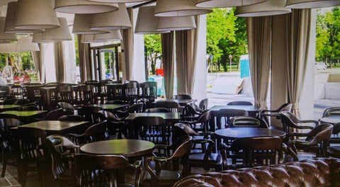 Uppermoda's Favourite Cafe's in Karlovac, Croatia