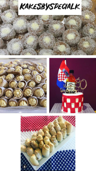 Where to find Croatian Cakes and Food in Sydney and Greater NSW