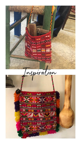 Inspiration Behind the Modern Zovnica Croatian Traditional Bag