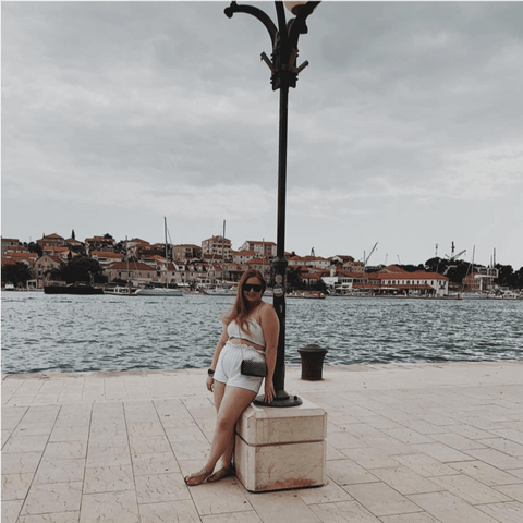 Croatian Diaspora Spotlight Series - Tatjana Mustać by Uppermoda