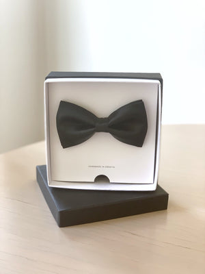 Black Bow Tie Bow Tie Uppermoda