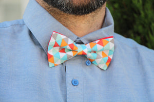 Clovelly Beach Bow Tie Bow Tie Uppermoda