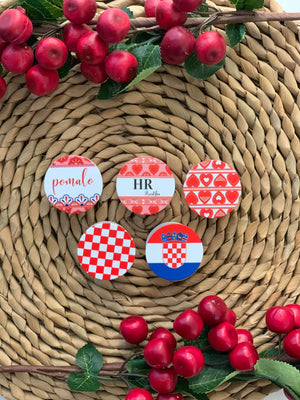 Croatian Phone Pop-Sockets Pop-Socket Uppermoda You Pick 5