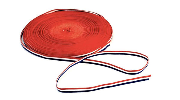 Croatian Red, White and Blue Ribbon 08mm x 50metres Ribbon Uppermoda