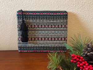 Croatian Traditional Design Clutch - Velebit clutch Uppermoda