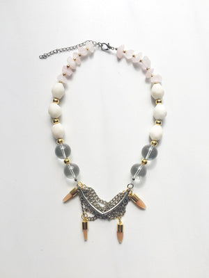 Koko Statement Necklace necklace Uppermoda