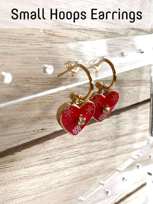 Licitarsko Srce Heart Earrings earrings Uppermoda