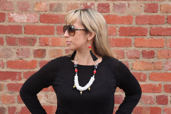 Miss Nina Statement Necklace necklace Uppermoda