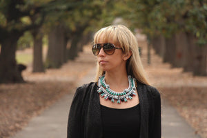 Thorn Statement Necklace | Zadar necklace Uppermoda
