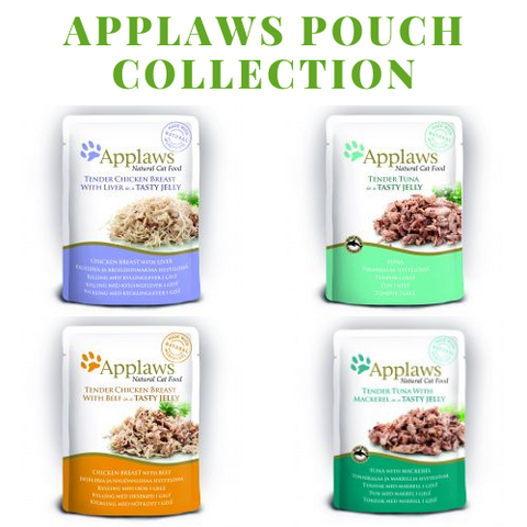 Applaws Pouch Cat Food