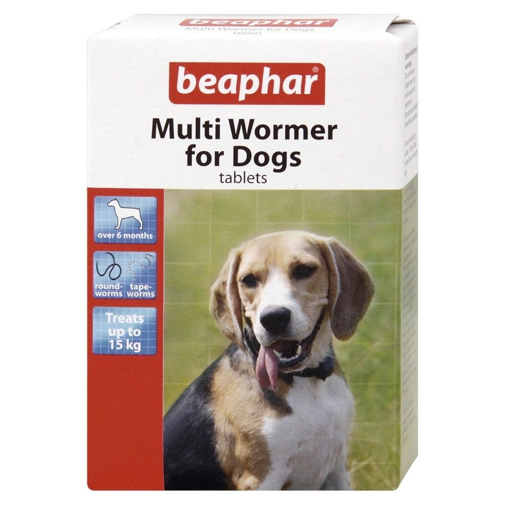 How To Give A Dog Worming Tablets Uk