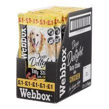 Webbox Delight Chicken Large £1