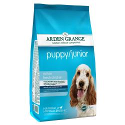Arden Grange Dog Puppy / Junior Dog Food 2KG