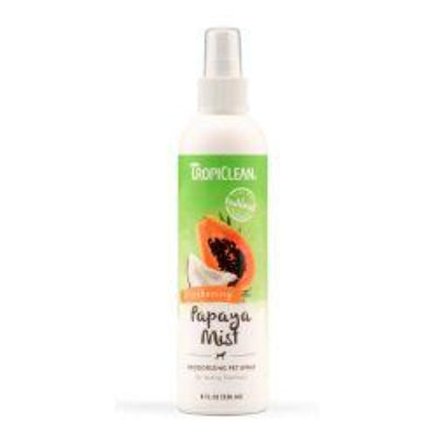 Tropiclean Papaya Mist Deodorizing Pet Spray, 236ml