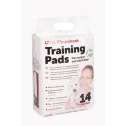 House Puppy Training Pads 14 Pack
