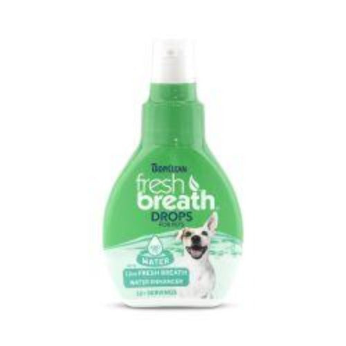 Tropiclean Animal Fresh Breath Drops, 65ML