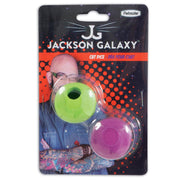 Jackson Galaxy Cat Dice Hollow & Soft Toy (2pack)