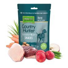 Country Hunter Freeze Dried Duck with Plum Dog Snacks
