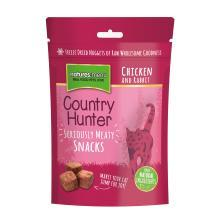 Country Hunter Freeze Dried Chicken and Rabbit Cat Snacks