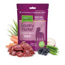 Country Hunter Freeze Dried Venison with Blueberry Dog Snacks