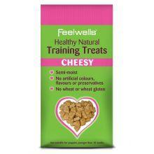 Feelwells Train Treat Cheesy