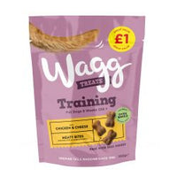 Wagg Training Chicken & Cheese Dog Treats