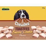 Chewdles Toastees Bacon & Cheese