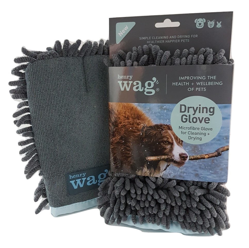 Henry Wag Microfibre Glove