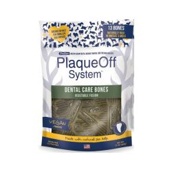 Plaqueoff Dog Dental Bones Vegetable Fusion, 420G