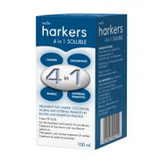 Harkers 4 in 1 Soluble 100ml for pigeons