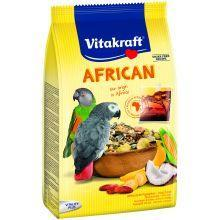 Vitakraft African Large Parrot Food 750g