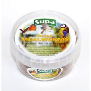 Supa Dried Mealworms Bird Food