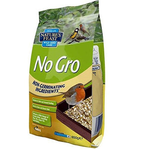 NeatureFeast No Grow Bird Seed Blend 850g
