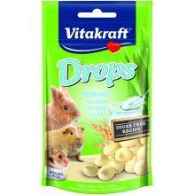 Vitakraft Small Animal Drops Yoghurt