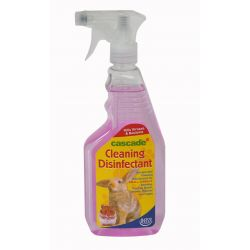 Cascade Cleaning Disinfectant for Small Animals, 500ML
