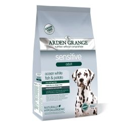 Arden Grange Adult Sensitive 6kg Fish & Potato Dog Food