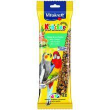 Vitakraft Australian Cockatiel Stick Honey 180g