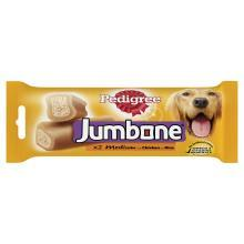 Pedigree Jumbone Medium Dog Treats with Chicken and Rice 2 Chews