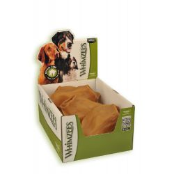 Whimzees Veggie Ear Dog Chew Case of 18