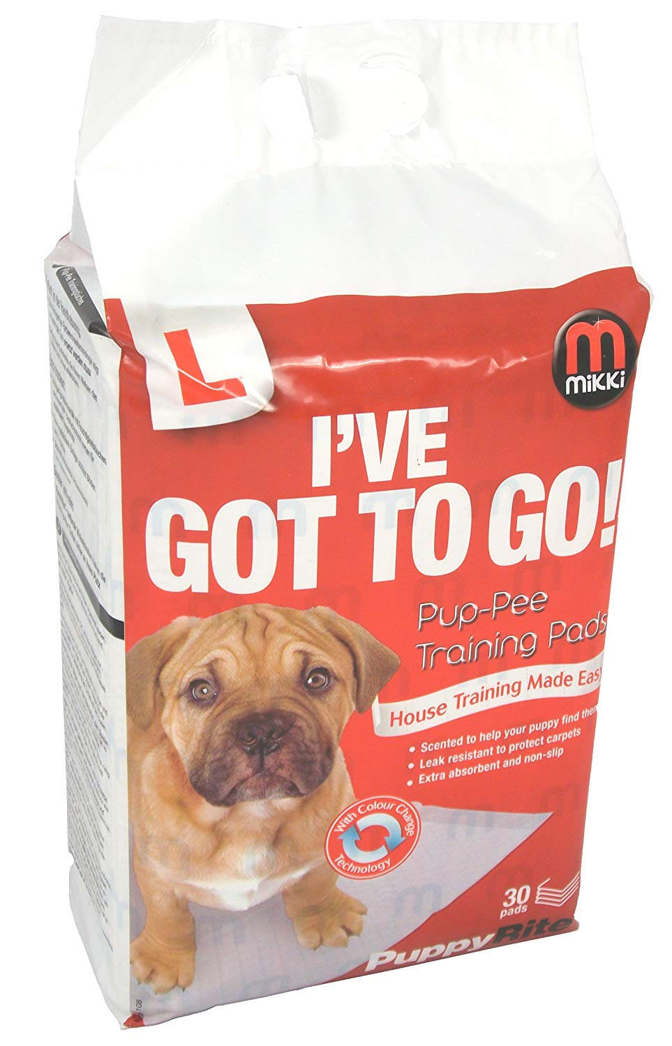 Mikki Puppy Toilet Training Pads - Pup-pee Pads