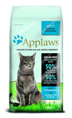 Applaws Cat Dry Ocean Fish With Salmon 1.8kg