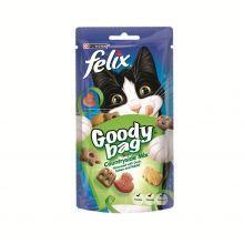 Felix Goody Bag Countryside Mix Flavoured with Duck, Turkey and Rabbit
