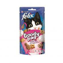 Felix Goody Bag Picnic Mix with Chicken, Cheese & Turkey
