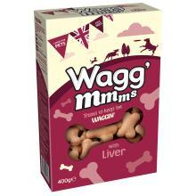 Wagg' Mmms Dog Biscuits Liver