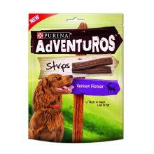 Purina Adventurous 6 x 90g Vension Dog Strips