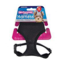 Ancol Comfort Dog Harness Black