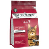 Arden Grange Cat Adult Chicken & Potato